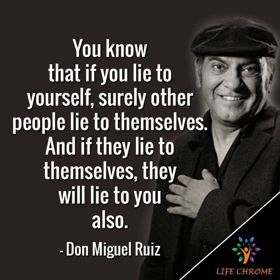Don Miguel Ruiz Quotes