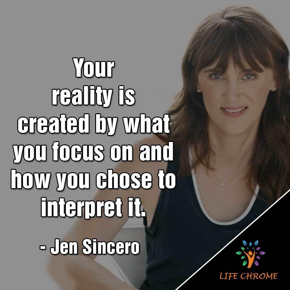 Jen Sincero Quotes