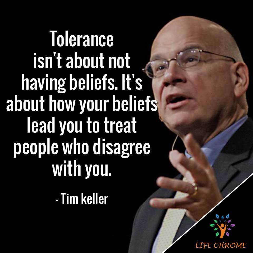 Tim keller Quotes
