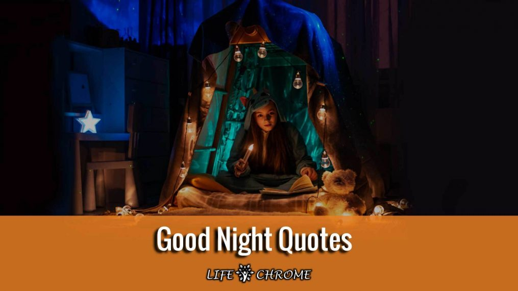 Good-Night Quotes