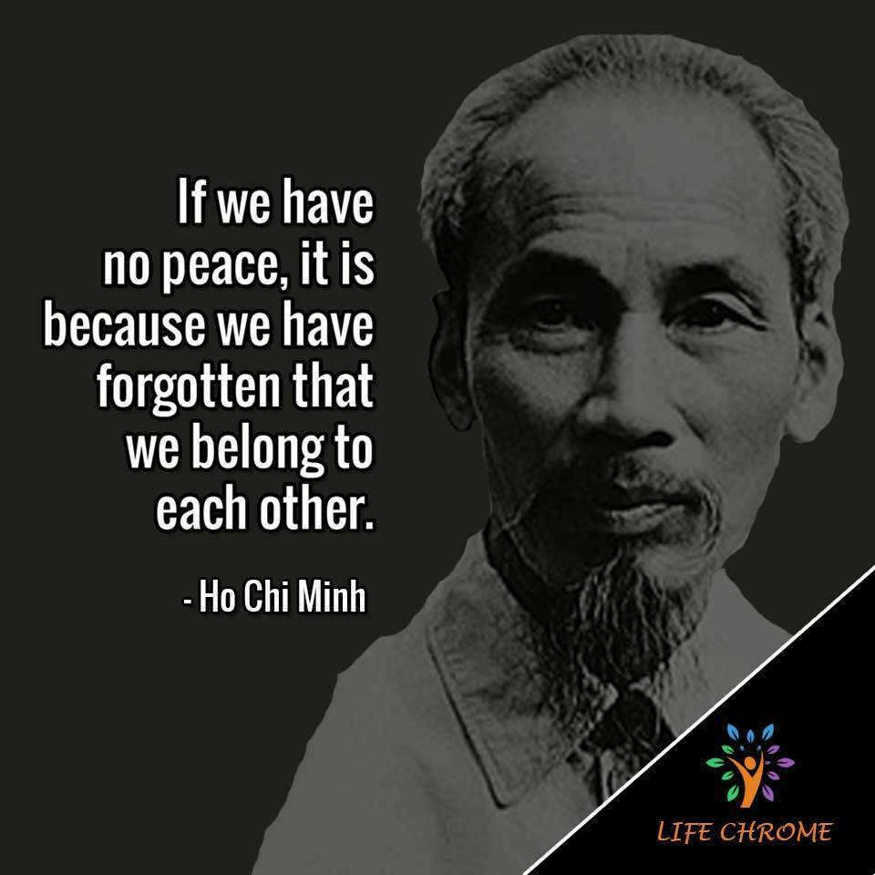 Ho Chi Minh Quotes
