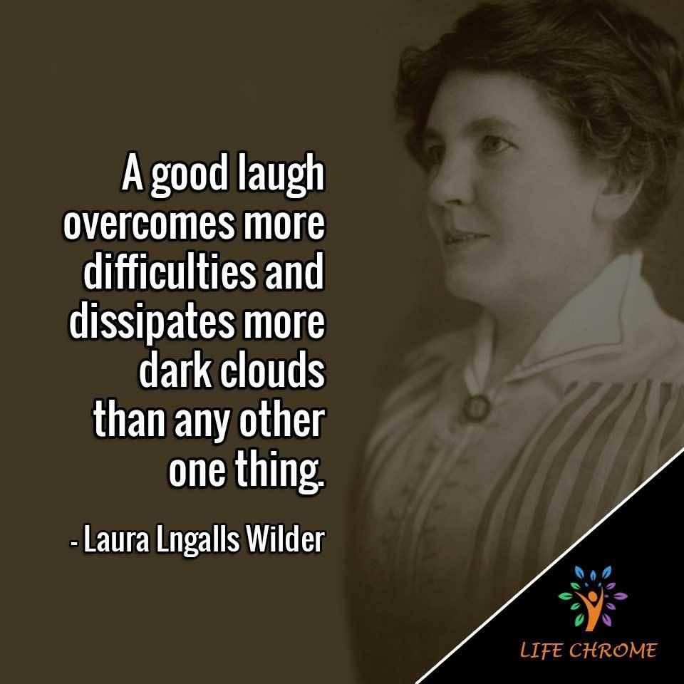 Laura Lngalls Wilder Quotes