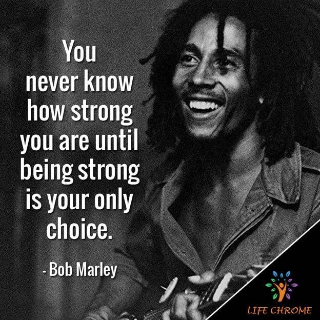 Bob Marley Quotes Best 80 Famous Peoples Quotes Series