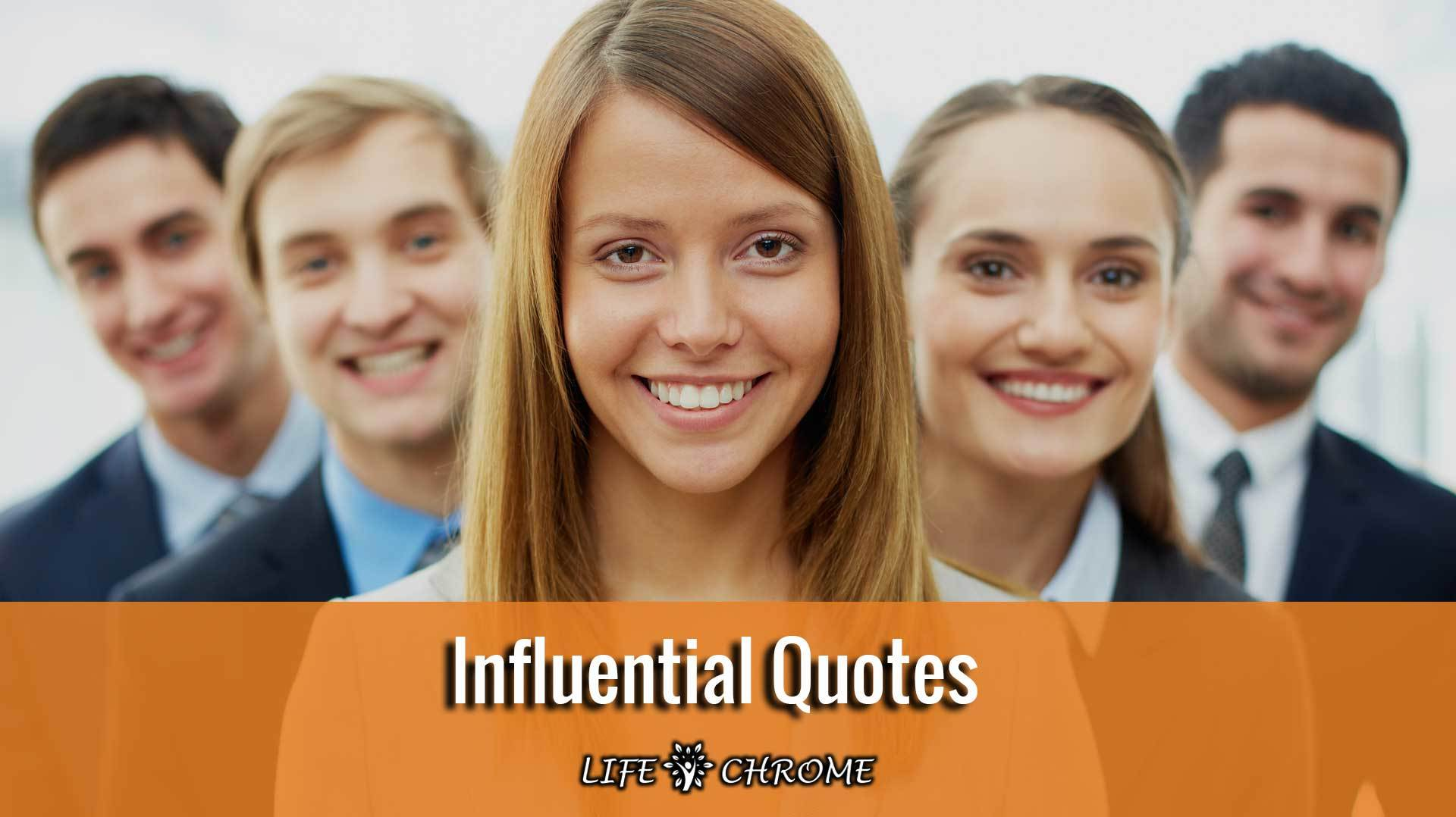 Influential-Quotes