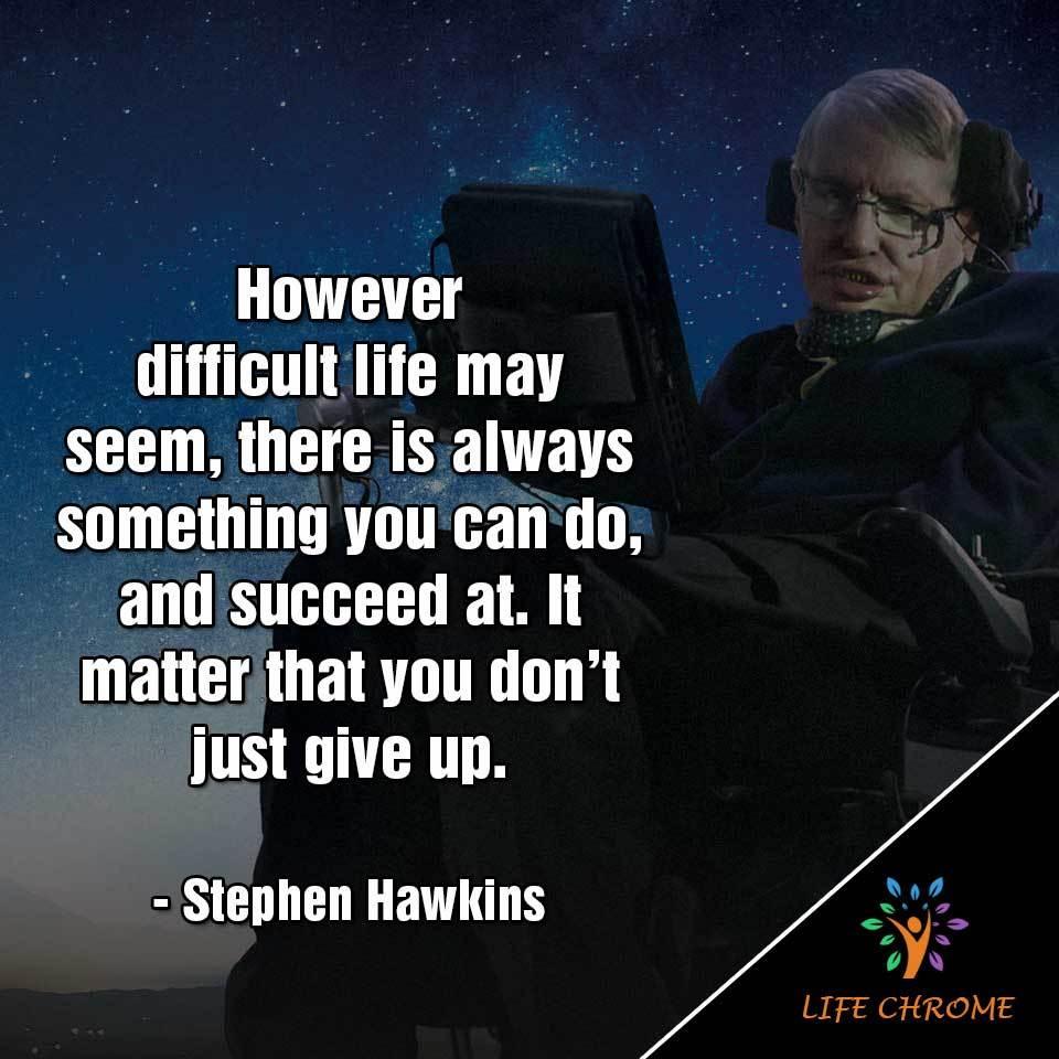 Stephen-Hawkins