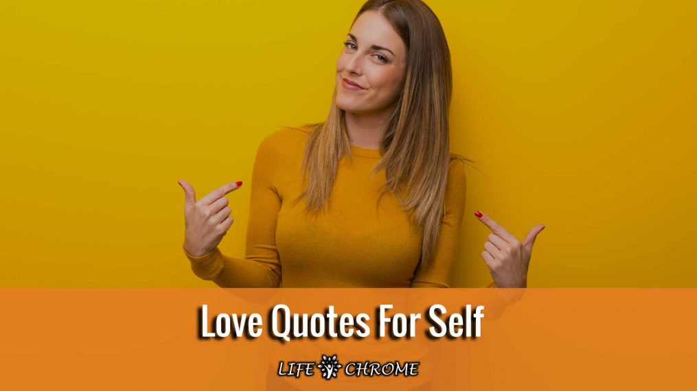 Love Quotes For Self