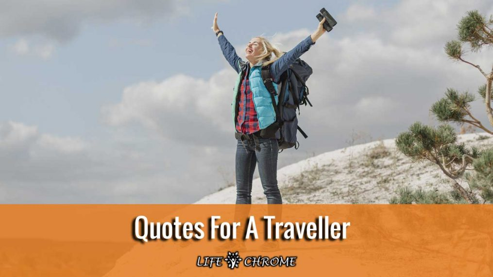 Quotes For A Traveller