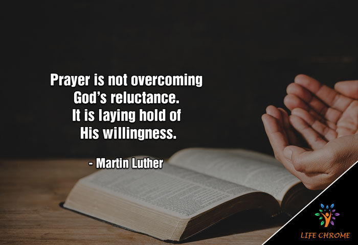 what is prayer quotes